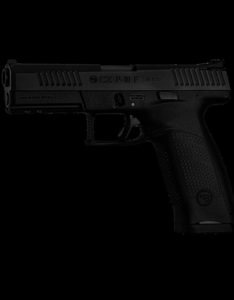 CZ P10 F 45 ACP