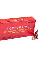 Norinco Norinco 7.62x39mm 123gr FMJ Non-Corrosive
