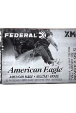 Federal XM193X American Eagle 5.56 NATO 55 Gr FMJ