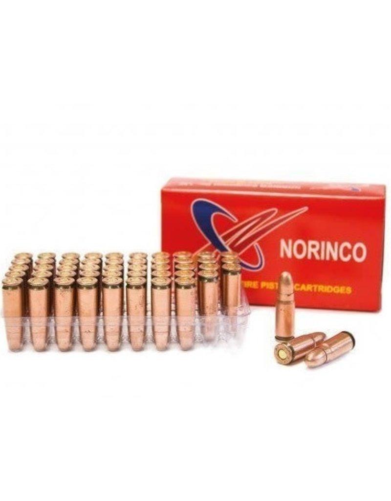 Norinco 7.62X25 Tokarev 85GR FMJ