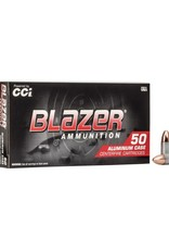 CCI Blazer 9mm 115gr FMJ