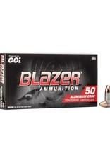 CCI Blazer 9mm 124gr FMJ