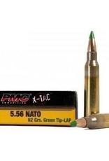 PMC Ammunition 5.56 NATO X-TAC FMJBT, 62 Grain