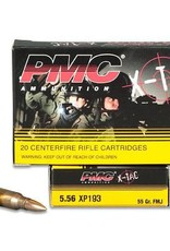 PMC Ammunition 5.56 NATO X-TAC FMJBT, 55 Grain