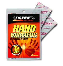 Surplus Surplus Grabber Hand Warmers 2pk