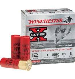 Winchester XPert Hi-Velocity Steel Waterfowl Shotshells 12 Gauge