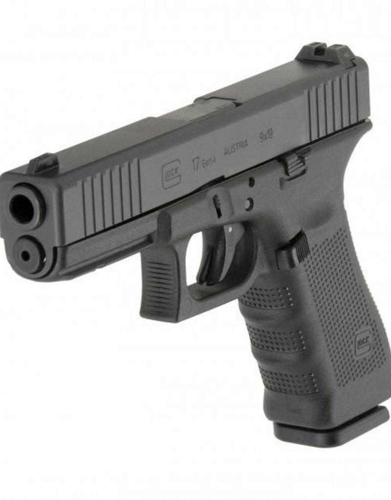 Glock 17 Gen 4 FS Fixed Sights