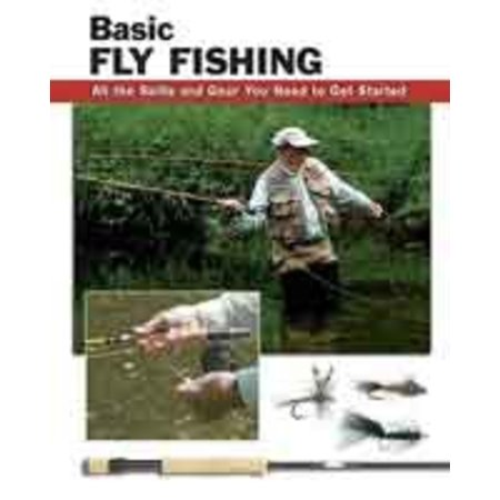 Basic Fly Fishing Skills and Gear by Jon Rounds