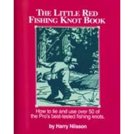 The Little Red Fishing Knot Book by Harry Nilsson