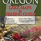 Oregon Lake Maps and Fishing Guide