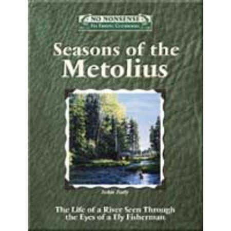 Seasons on the Metolius by John Judy