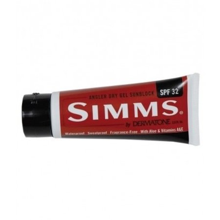 Simms Anglers Sunscreen Lotion
