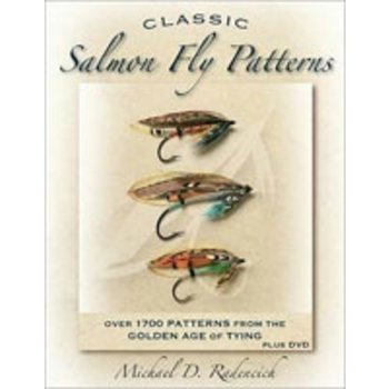 Classic Salmon Fly Patterns by Michael D. Radencich