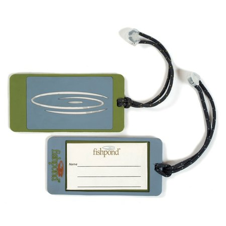 Fishpond Luggage Tag