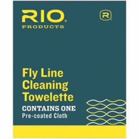Fly Line Cleaning Towelette