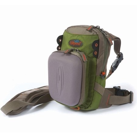 Fishpond Medicine Bow Chest Pack-Cutthroat Green