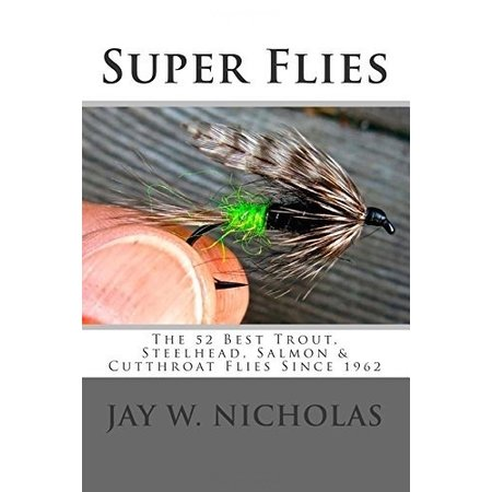 Super Flies, By Jay Nicholas