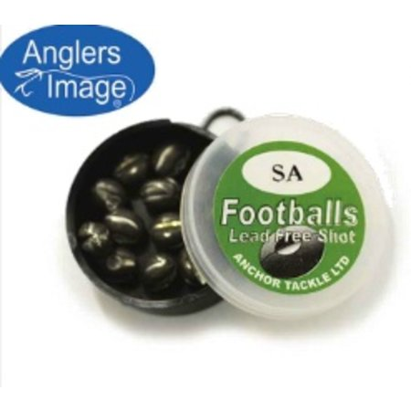 Anglers Image Anchor Non-Toxic Split Shot Refills