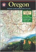 BENCHMARK OREGON ROAD & RECREATION ATLAS 4TH EDITION
