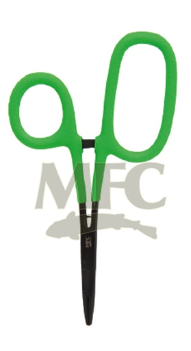 "MFC Hot Grip 5 1/2"" Scissors/ Forceps, Chartreuse"