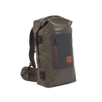 Fishpond Wind River Roll Top Backpack, Gravel
