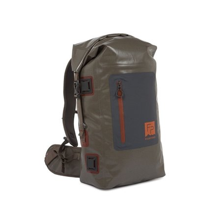 Fishpond Wind River Roll Top Backpack, Gravel