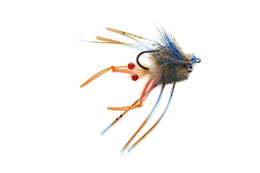 Vhalos Combo Crab Blue, Sz 4-FM