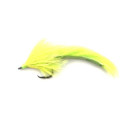 Tarpon Bunny Chartreuse, 2/0