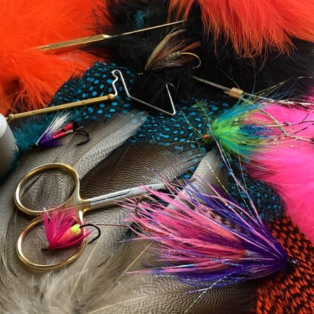 Beginning Steelhead Fly Tying Class