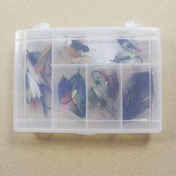 Summer Steelhead Fly Selection