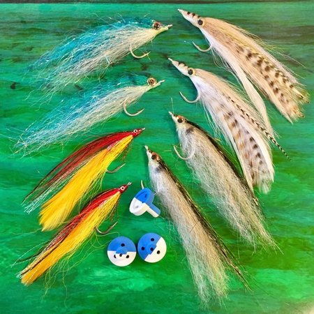 Trevally / Inshore Fly Selection
