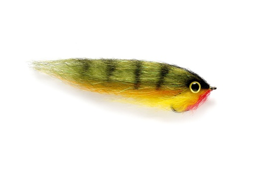Dougies Yellow Perch, Sz 4/0-F