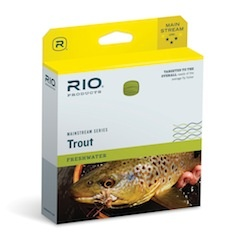 Rio MainStream Sink Tip Fly Line