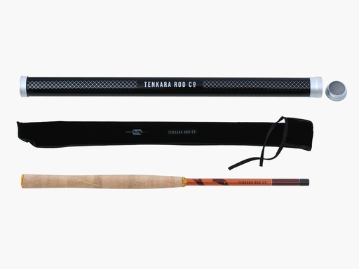 The Sawtooth, Tenkara Rod