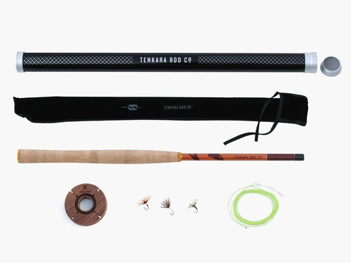 The Sawtooth Package, Tenkara Rod