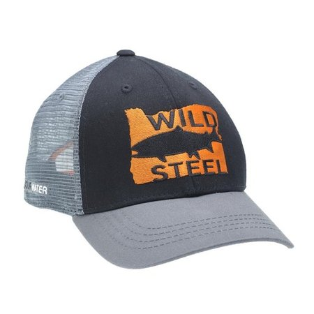 RepYourWater Oregon Wild Steel Black and Orange