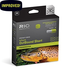 Rio InTouch Outbound Short Freshwater