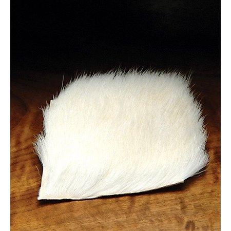 White Calf Body Hair