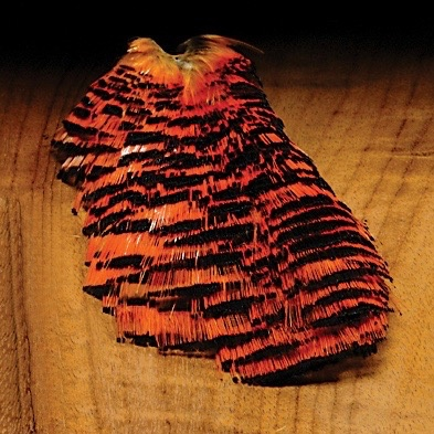 Golden Pheasant Tippets Natural
