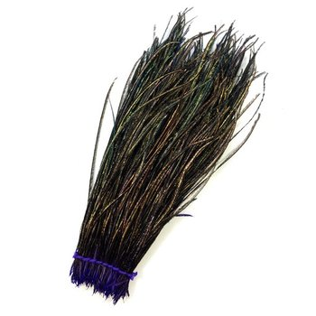 Strung Peacock Herl