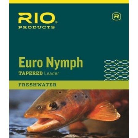 RIO Euro Nymph Taperd Leader
