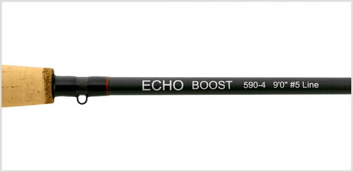 Echo Boost Fly Rod