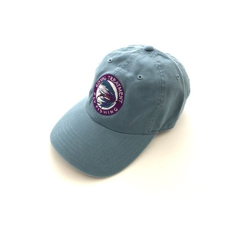 RTFF Logo Single Haul Cap, Blue Stream