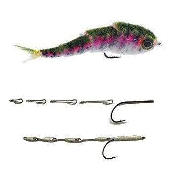 Articulated Fish Spine Starter Pack With All Sizes