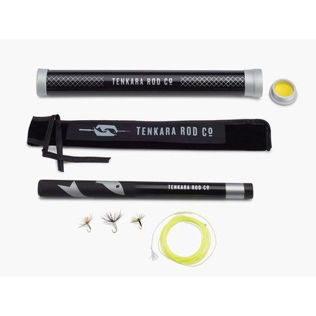 Mini Teton Package, Tenkara Rod