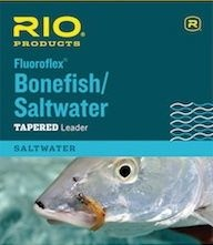 Rio Bonefish Fluorocarbon Leader