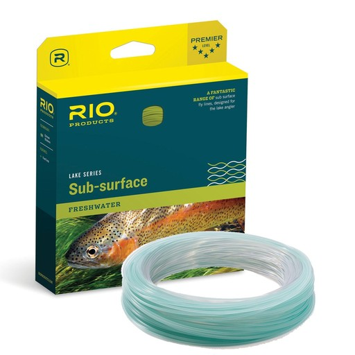 Rio AquaLux II Intermediate Sinking Line