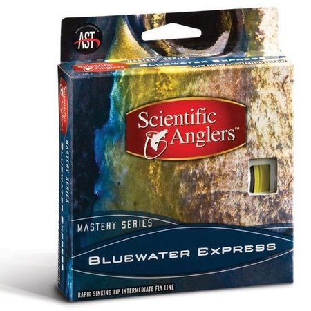 Scientific Anglers Mastery Bluewater Express Sinking Line