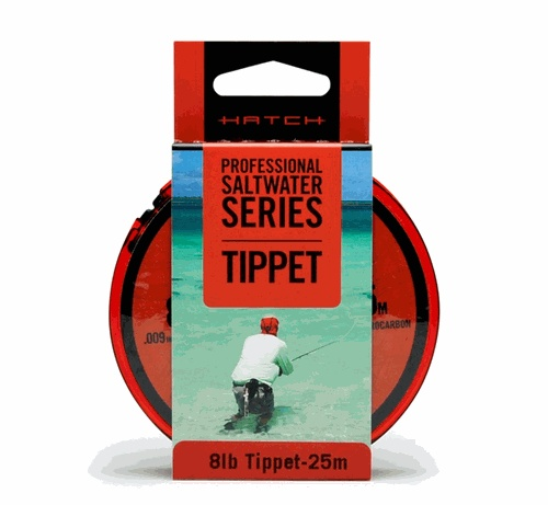 Hatch Professional Saltwater Fluorocarbon Tippet