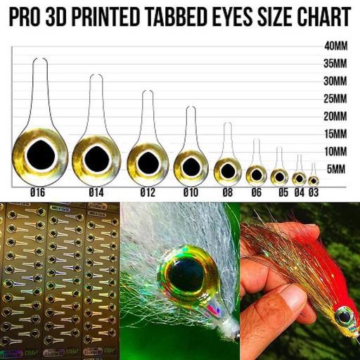 Pro Tabbed Eye